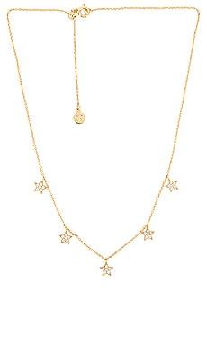 Mini Superstar Shimmer Necklace gorjana $34