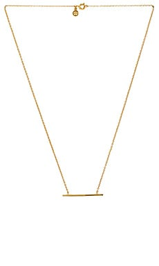 gorjana Mave Necklace in Gold