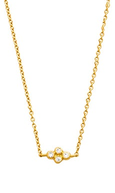 gorjana Lucia Asymmetrical Necklace in Gold