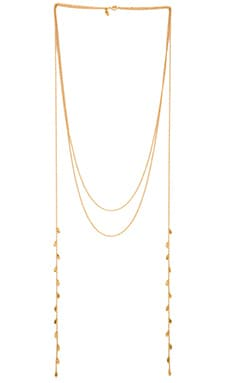 gorjana Topanga Necklace in Gold