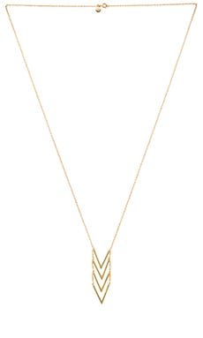 gorjana Morrison Necklace in Gold