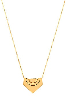 gorjana Carter necklace in Gold
