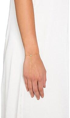gorjana Taner Bar Hand chain