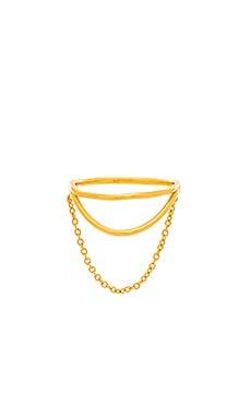 gorjana Remy Ring in Gold