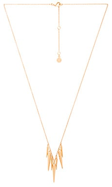 gorjana Cersi Tiered Necklace in Gold