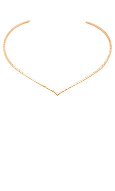 gorjana Amanda Collar Necklace in Gold