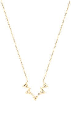 gorjana Vivienne Necklace in Gold