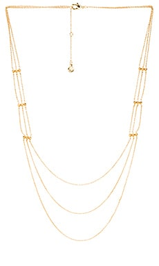 gorjana Gold Rush Layer Necklace in Gold