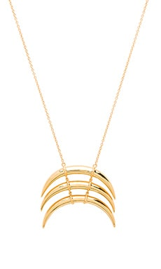 gorjana Cayne Tiered Necklace in Gold