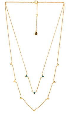 Carmen Layered Reversible necklace