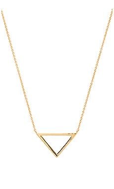 Anya Charm Necklace in Gold
