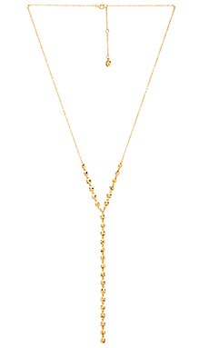 Marlow Lariat in Gold