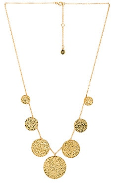 Faye Necklace in Gold