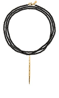 Nora Beaded Long Necklace