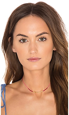 Power Gemstone Choker