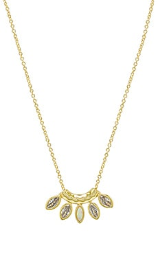 Ожерелье rumi burst - gorjana