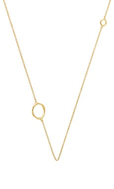Фото - Ожерелье quinn - gorjana цвет металлический золотой