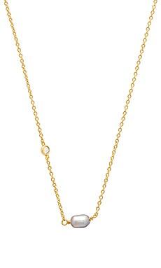 Фото - Ожерелье vienna - gorjana цвет металлический золотой