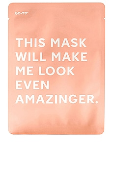 Transformazing Mask Go-To Skin Care $7