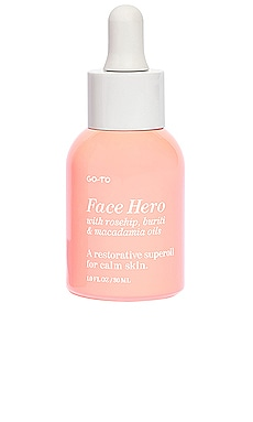 Face Hero Face Oil Go-To Skin Care $34