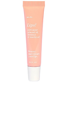 Lips! Balm Go-To Skin Care $12