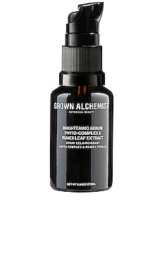 SÉRUM BRIGHTENING Grown Alchemist $79 BEST SELLER
