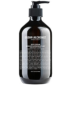 Body Cream Grown Alchemist $67