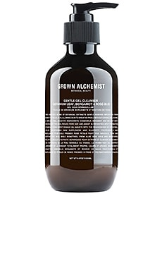 Gentle Gel Cleanser Grown Alchemist $39
