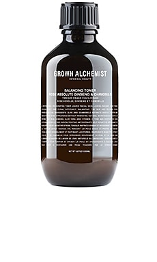 TÓNICO BALANCING Grown Alchemist $34