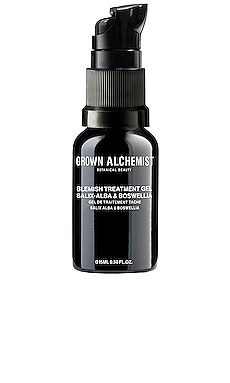 Blemish Treatment Gel Salix-Alba & Boswellia Grown Alchemist $49 BEST SELLER