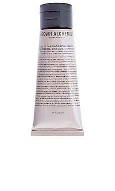 Deep Cleansing Masque Wheatgerm Ginkgo & Cranberry Grown Alchemist $39