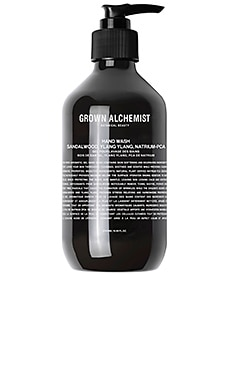 Hand Wash Sandalwood, Ylang Ylang & Natrium-PCA Grown Alchemist $37 BEST SELLER