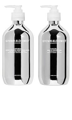 HAND CARE 목욕 & 바디 키트 Grown Alchemist $90