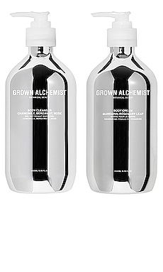 SET DE BAÑO PARA EL CUERPO BODY CARE Grown Alchemist $90