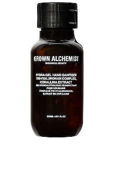 DESINFECTANTE PARA MANOS HYDRA GEL Grown Alchemist $14