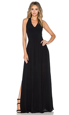 Grace Bliss Maxi Dress in Black