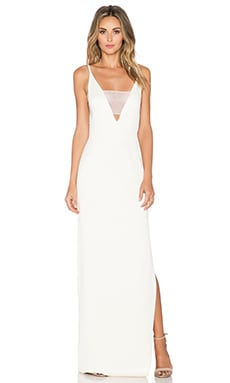 Grace Brian Maxi Dress in Ecru