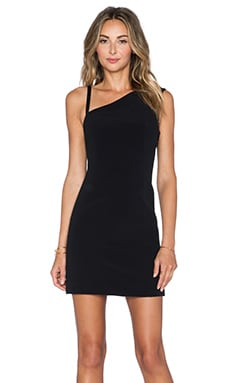 Grace Barni Mini Dress in Black