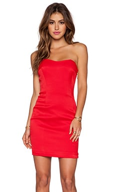 Grace MMXIII Chrissy Dress in True Red