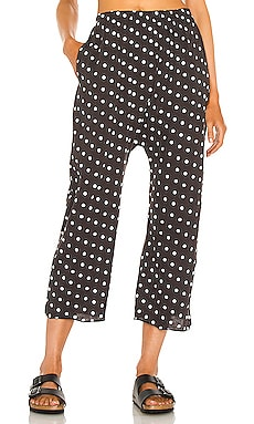 Lounge Crop Pant The Great $120 NEW