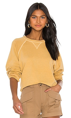 Slouch Sweatshirt The Great $265 NEW