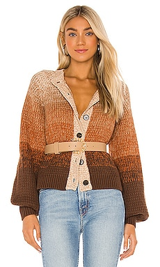 The Dusk Cardigan The Great $375