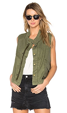 The Army Vest in Troop Green