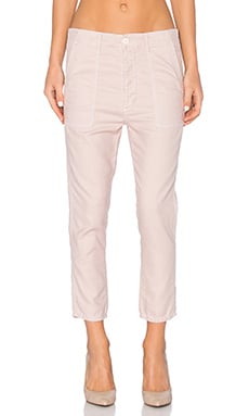 Slouch Armies Pant in Rosewater