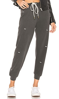 The Cropped Sweatpant The Great $108