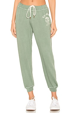 The Cropped Crest Sweatpant The Great $195