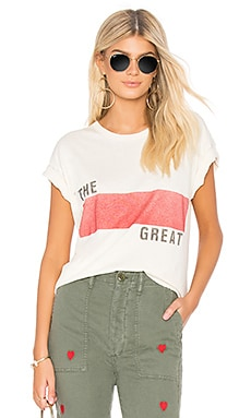 THE BOXY CREW Tシャツ The Great $105