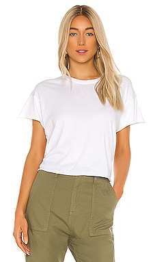 T-SHIRT CROP The Great $95