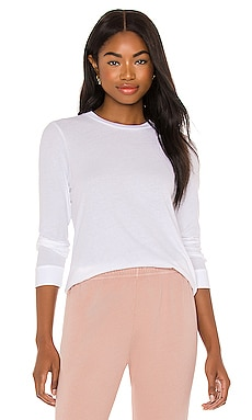 The Long Slim Tee The Great $115