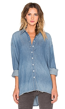 The Great Blue The Big Shirt in Saltwater Destroy Wash
